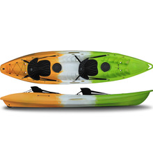 china sit on top fishing kayak with pedals wholesale