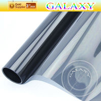 SV15 chrome mirror color Window tint film with imported materials 99% anti-UV rate car window tint film