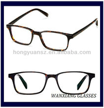 2013 Fashion Tortoise Silhouette Eyewear With High Quality