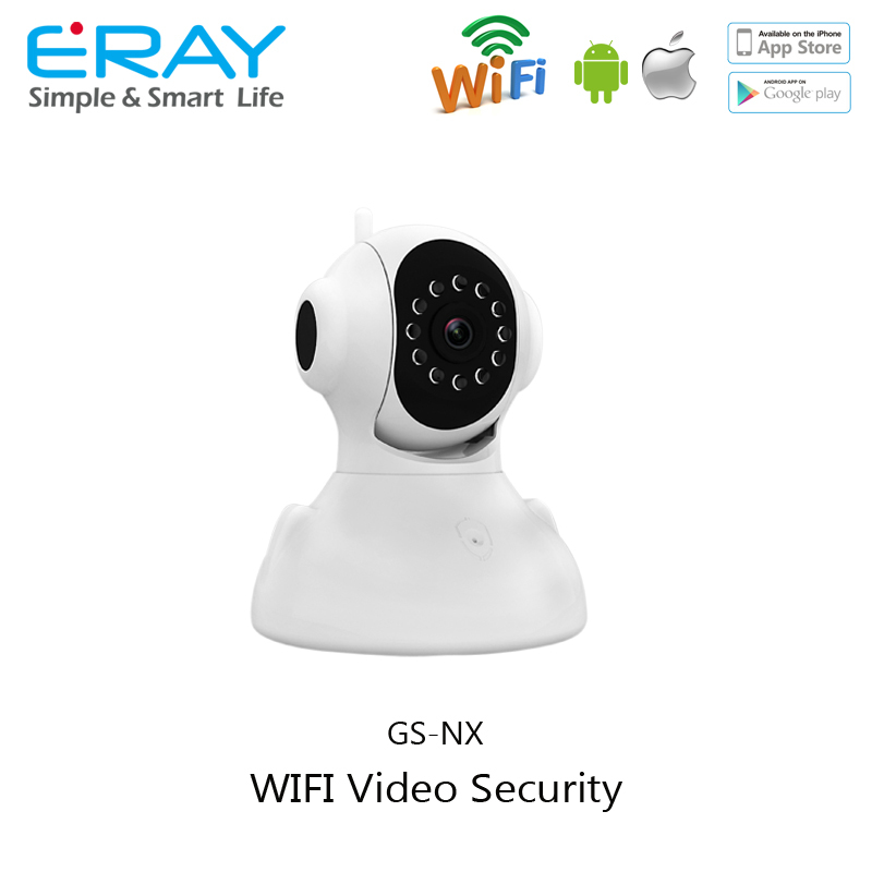 New design! HD Onvif IP Camera 1.0 Megapxiel P2P Indoor Night Vision wifi IP Camera alarm system