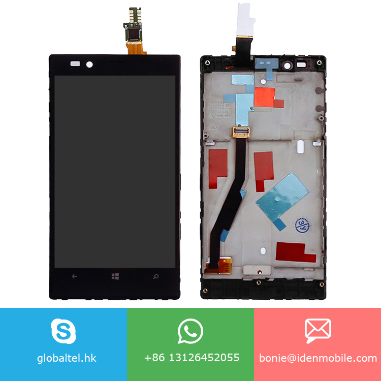 4.3 inch LCD Dispaly Touch Screen Digitizer Assembly for Nokia Lumia 720