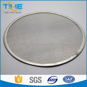 SGS certificate stainless steel filter disc screen