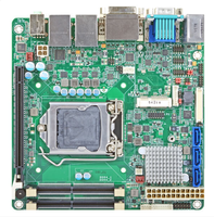 DDR4 Intel Pentium industrial ATX motherboard with Intel Core i3/i5/ i7
