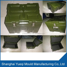 Csutomzie Plastic Rotational Moulding Military Case