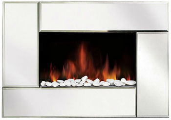 Electric Fireplace(mirror panel)