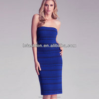 2014 Newest Sexy Celebrity Bandage Dress wholesale women clothing