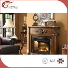 Living room fireplace antique <strong>furniture</strong> wholesale A29