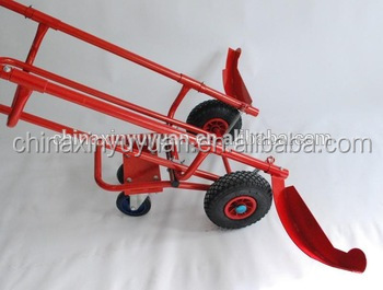 Cheap price various tire hand trolley/pneumatic tyre carrying trolley