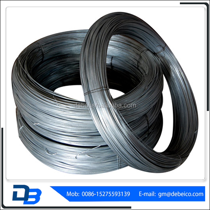 16 gauge black annealed wire with factory price