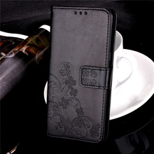 NEW Model alibaba best sellers Embossed wallet stand function Leather flip mobile phone case cover for lenovo P2