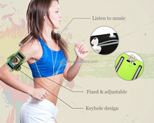 2014 hot selling Best Promotional Gift neoprene armband phone case phone bag phone holder