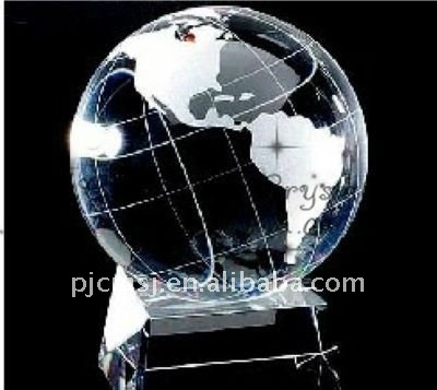 K9 crystal ball ,crystal earth,3D laser crystal ball