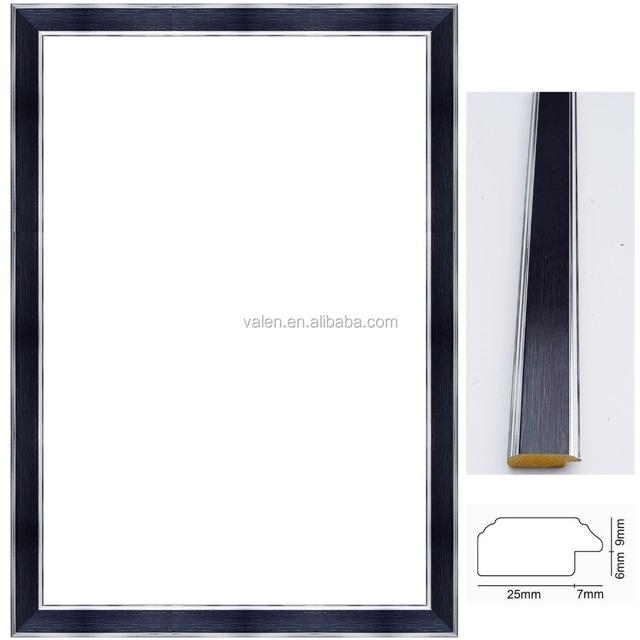 Custom design paper picture frames cheap picture frames in bulk