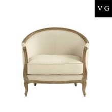French Style Contry side Appearance Living Room Sofa Chair
