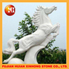 flying horse garden stone statue for ornaments sculpture