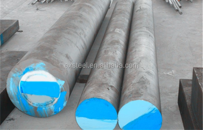 1.2344 / H13 / 4Cr5MoSiV1 alloy mould steel Round bar / Flat Bar