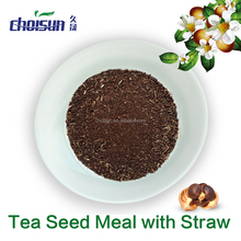 Tea seed Meal With/Without Straw/ Tea Seed Cake/Powder, granular/Organic Fertilizer