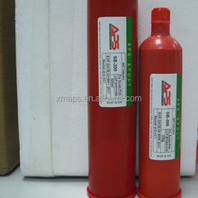 Screen printing SMT adhesive