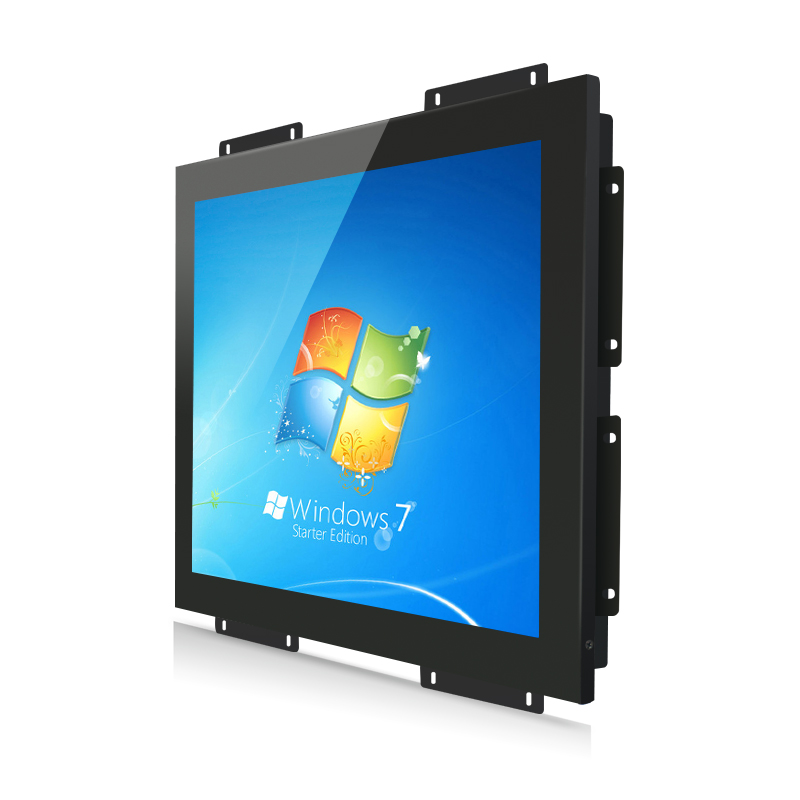 10.4'' open frame touch monitor for POS/ KIOSK