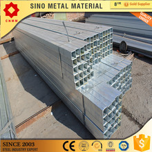 structure astm a500 pre galvanized steel greenhouse pipe steel pipes tubes square tube 50*50