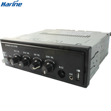 DC24V Car audio amplifier for bus