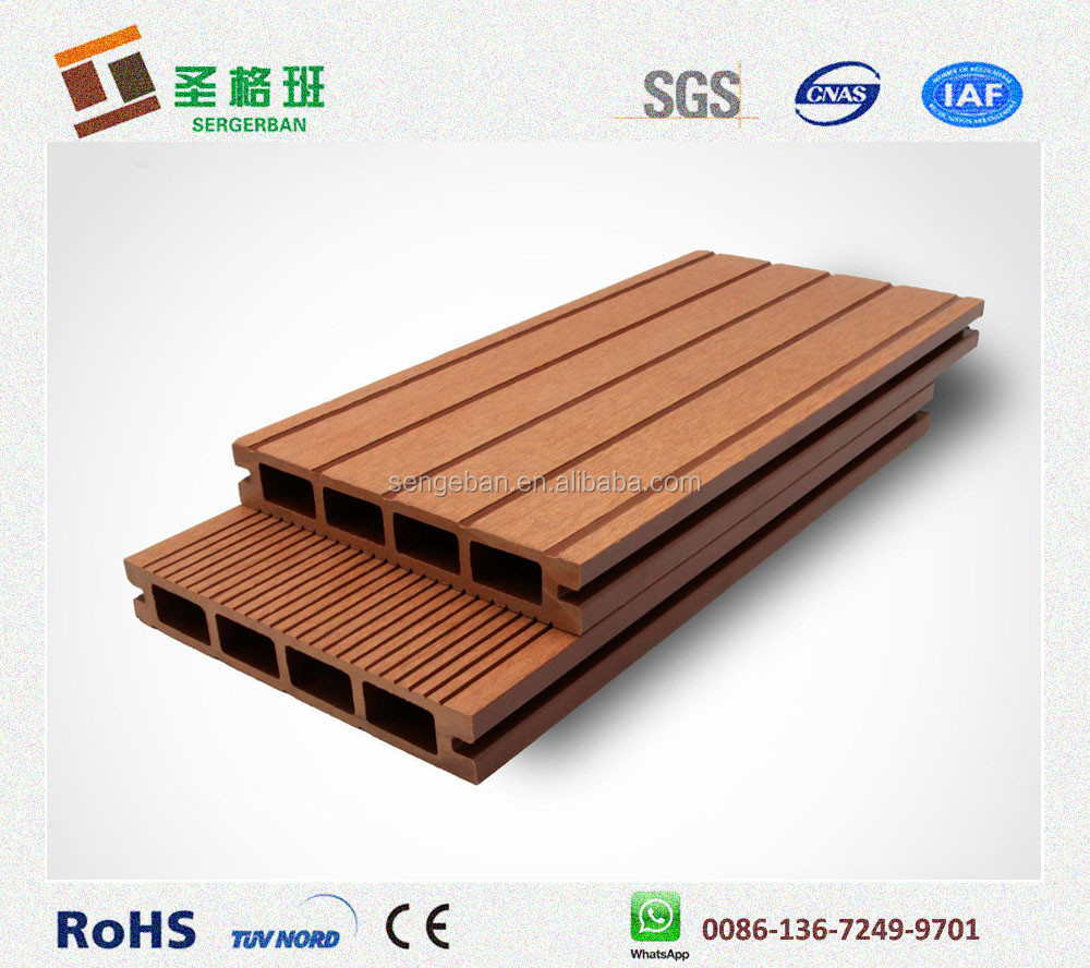 Red composite decking recycled plastic decking boards buy red composite decking recycled - Suitable materials for decking ...