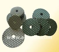 polishing pads for concrete
