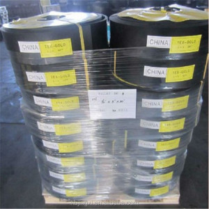 Industrial Vulcanized Custom Width Rubber Strip Skirt Board Rubber