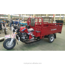 tipper for kenya/three wheel motorcycle/cargo tricycle bike