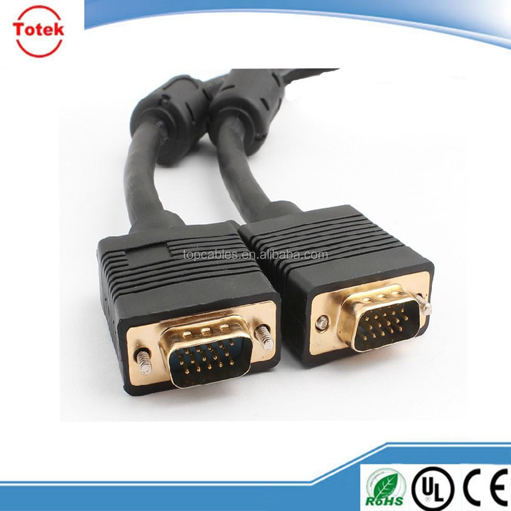 VGA TO VGA CABLE WITH ISO9001