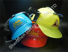 Drinking helmet Customized beer drinking hat new products