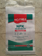 Best quality and price npk 20-20-20 te fertilizer
