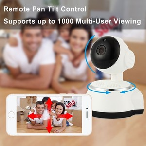 2017 Newest 720P mini baby monitor camera wireless babysitter wifi alhua ip camera