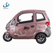 60V 1000W CE approved passenger electric tricycle for handicapped