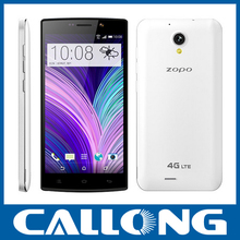Cheap 4G LTE smartphone 5'' quad core ZOPO ZP320 android4.4 mobile phones 1GB+8GB cellphone