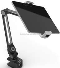 Tablet Holder Cell Phone Holder Cellphone Stand Bolt Clamp with Bracket
