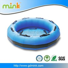 Water park inflatable round raft for swim pool with good price