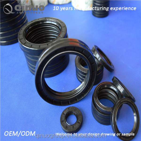 Various size national oil seals
