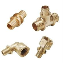 OEM High Quality DZR&Lead Free Brass Pex Fittings