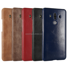Genuine leather cover case for Huawei Mate 10 Pro
