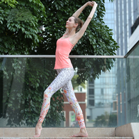 (Factory)custom your own yoga pants jogging pants active fitness sports wear