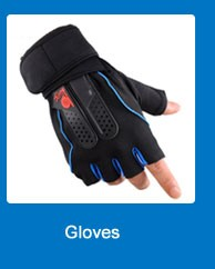 half finger motor bike glove protective gym fingerless mma sports gloves