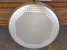 Perforated Thin Crust Pizza Pan for Pizza hut