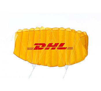outdoor sport best selling Logo customized advertising  flying  kite for business activities