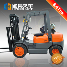 3t machinery forklift gas generator gasoline shoes