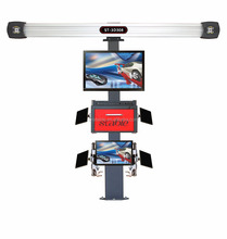New promotion high-definition wheel balancing and alignment equipment Model ST-3D308