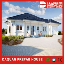 quick assembly prefab house design bungalow