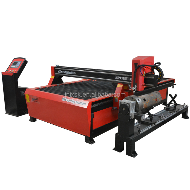 high quality cnc plasma cutting mahcine price with discount