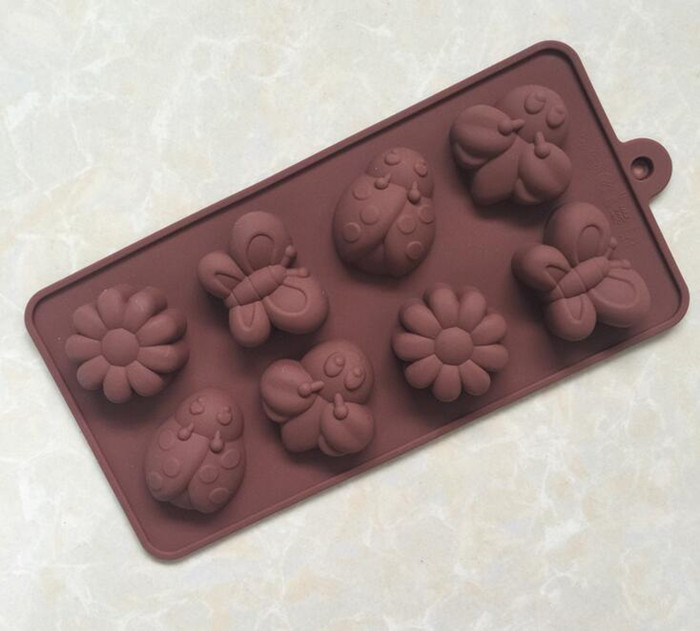 3d silicone soap molds insect shape,cartoon 3d silicone soap molds,wholesale price 3d silicone soap molds