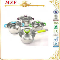 MSF-3047 excellent houseware stainless steel commercial crab pots modern kitchen designs